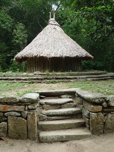 El Pueblito Hut