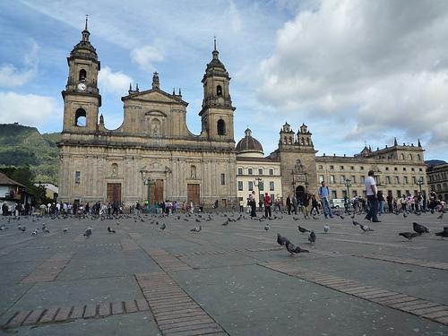 Plaza Mayor, Bogota