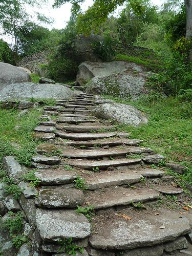 Steps, El Pueblito