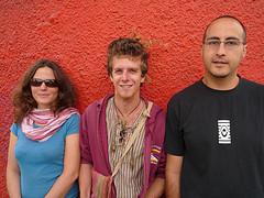 Nora, Maxime, and Diego---Casa de Ciclista Crew