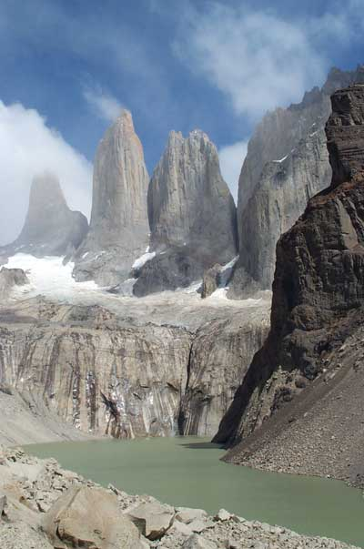 More Torres del Paine